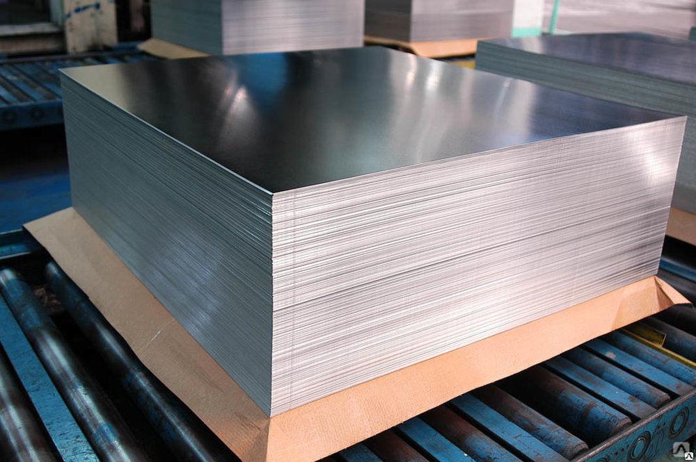 Лист холоднокатаный 1,5х1250х2500 сталь 08пс купить в Волгограде