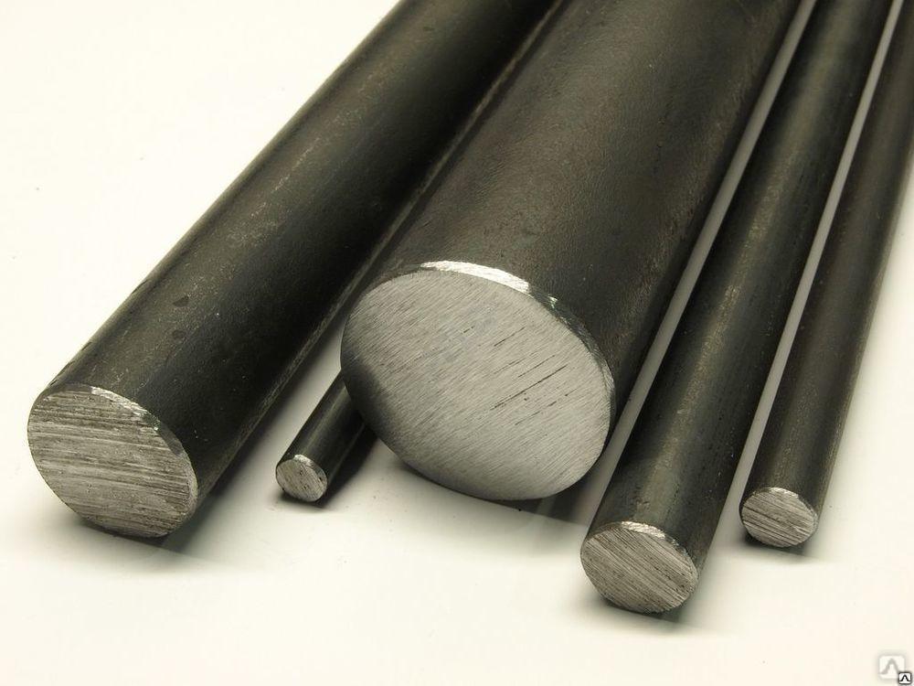 Круг 270 мм диаметр сталь 09Г2С ГОСТ 2590-2006, цена в Челябинске от компании ПромТехСтальЧелябинск